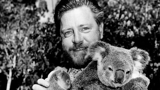 Gérald Durrell, naturaliste et écrivain A2126