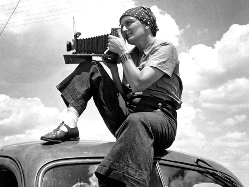 lange - Dorothea Lange [photographe] A2176