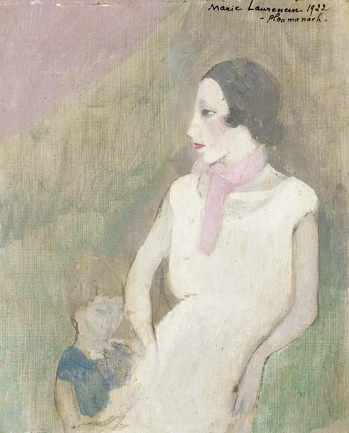 Marie Laurencin [peinture] - Page 2 A281