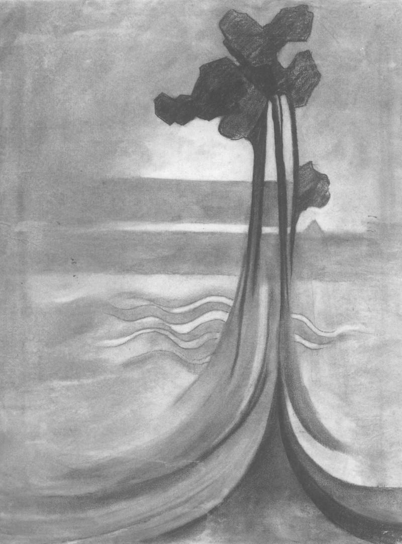 Georgia O'Keeffe [peintre] - Page 2 A449