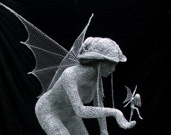 Une sculpture / un sculpteur en passant - Page 4 A553