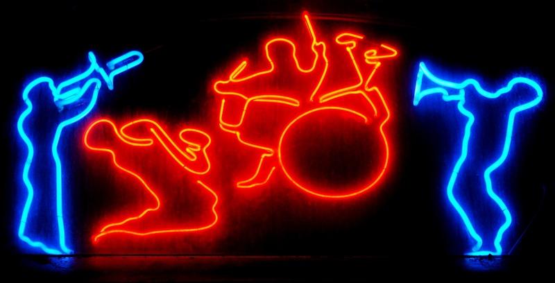 Neon lights A644