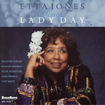 Etta Jones [Jazz] A691