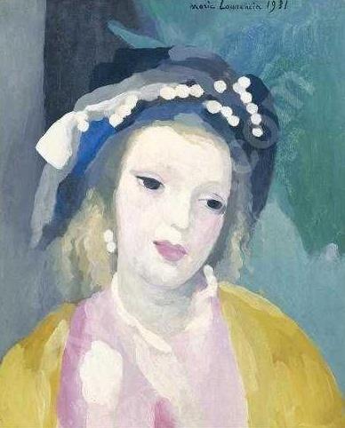 Marie Laurencin [peinture] - Page 2 Aa168