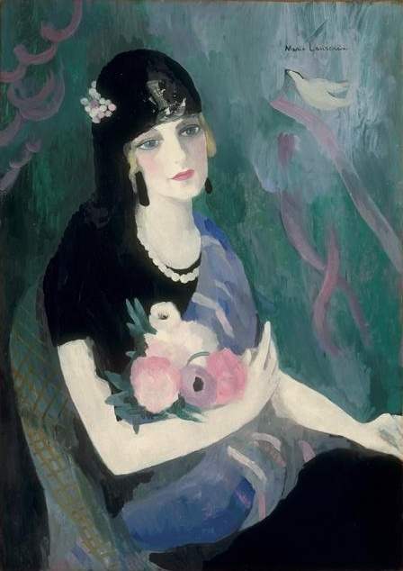 Marie Laurencin [peinture] Aa48