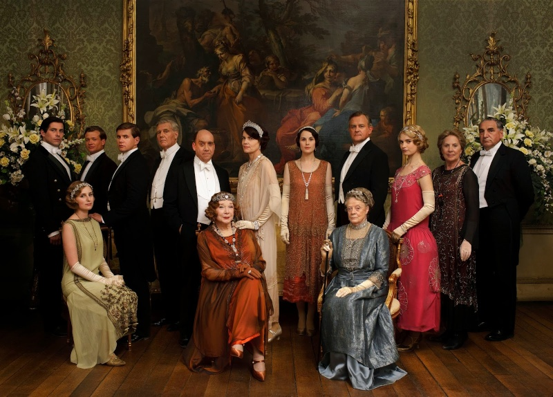 Downton Abbey [série] - Page 8 Aaa109