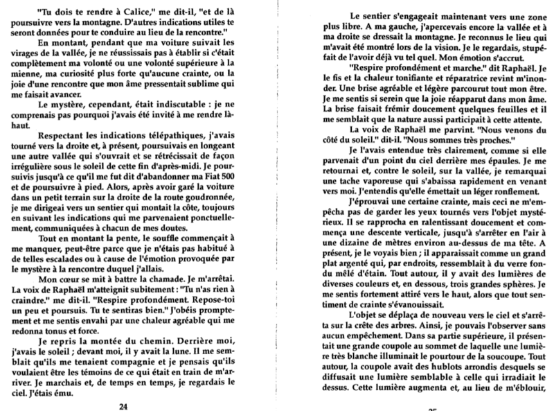 UNE EXPERIENCE VECUE PAR L'ITALIEN GIORGIO DIBITONTO - CONTACT du 3ème TYPE... 25_2610