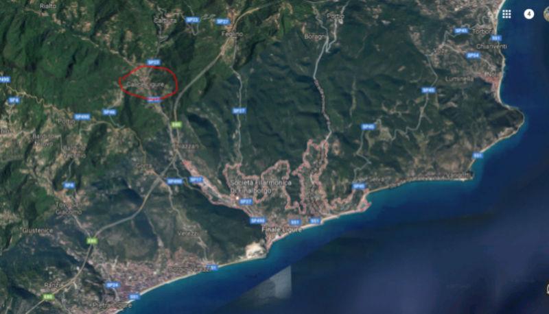 UNE EXPERIENCE VECUE PAR L'ITALIEN GIORGIO DIBITONTO - CONTACT du 3ème TYPE... Calice10