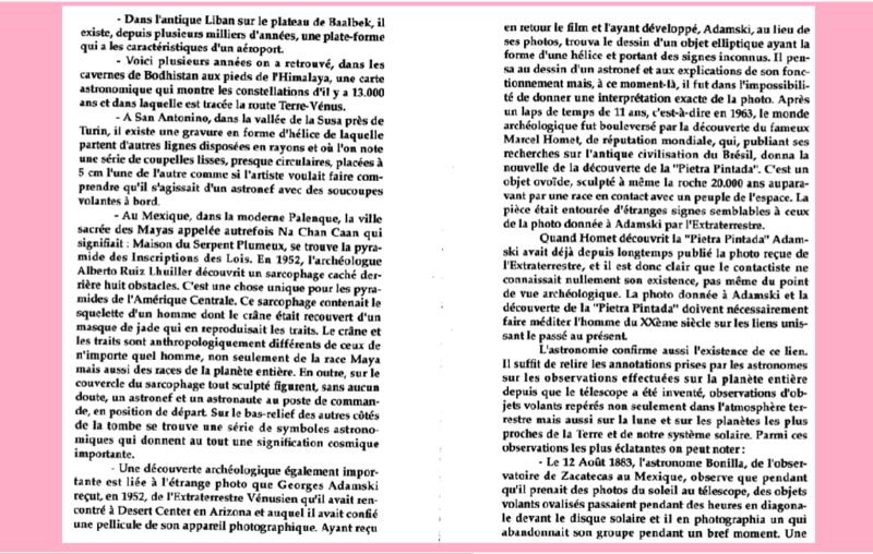 UNE EXPERIENCE VECUE PAR L'ITALIEN GIORGIO DIBITONTO - CONTACT du 3ème TYPE... Prefac12