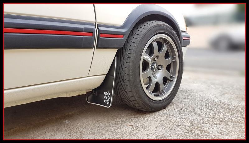 [ducatis4r]  205 GTI 1L6 - 1600 - BLANC MEIJE - 1988 - Page 5 20170615