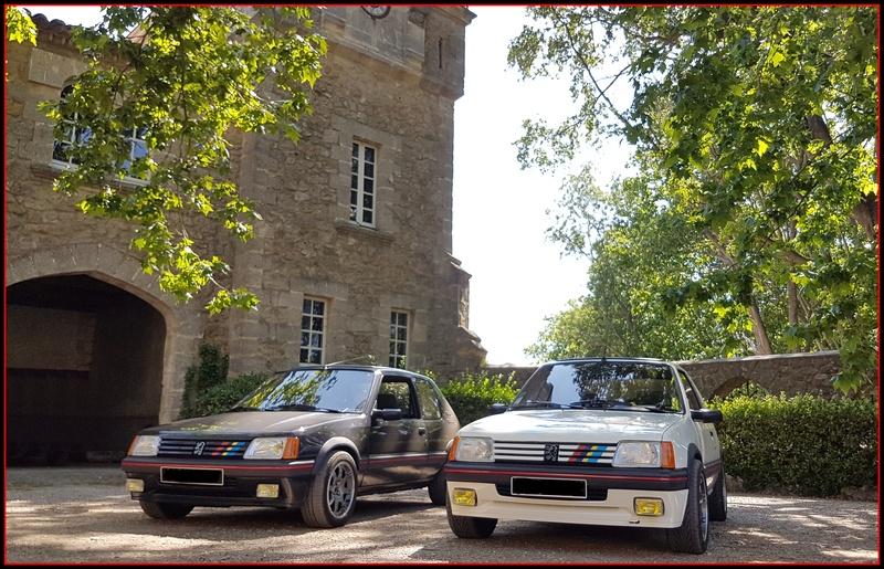 [ducatis4r]  205 GTI 1L6 - 1600 - BLANC MEIJE - 1988 - Page 5 213