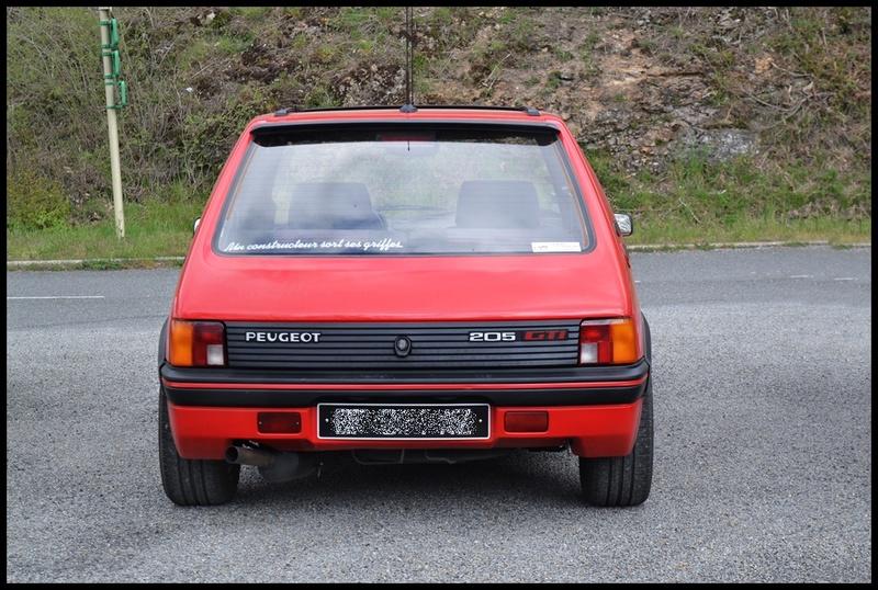 [ducatis4r]  205 GTI 1L6 - 1600 - BLANC MEIJE - 1988 - Page 40 Dsc_0015