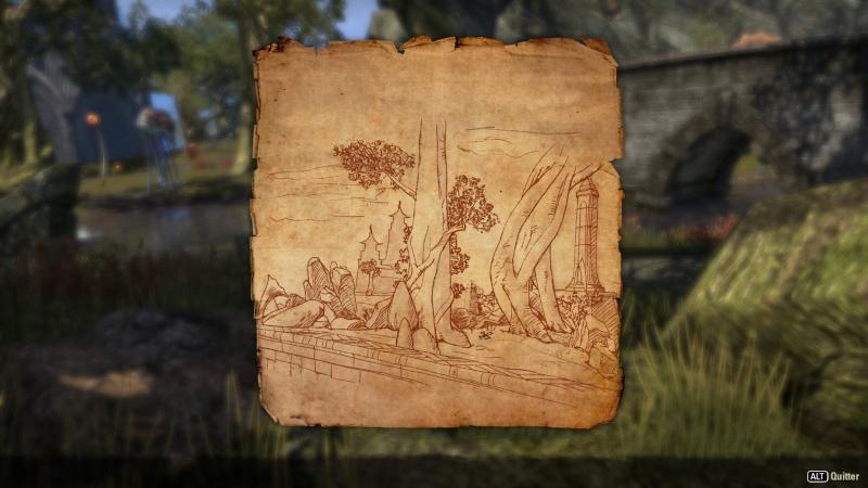 "Cartes aux trésors ""Deshaan"" Deshaa22"