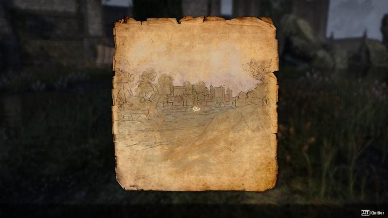 "Cartes aux trésors ""Deshaan"" Deshaa27"