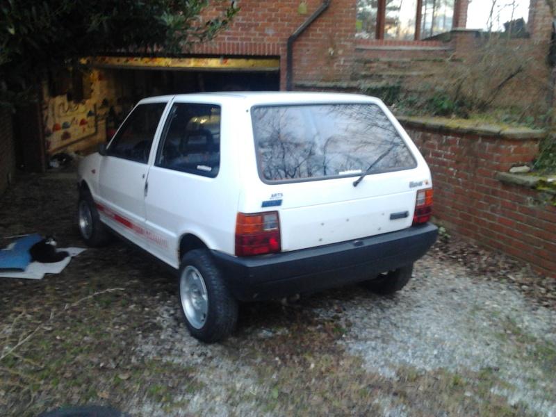 Fiat Uno 45 S 1989 de Ludo131 2014-011