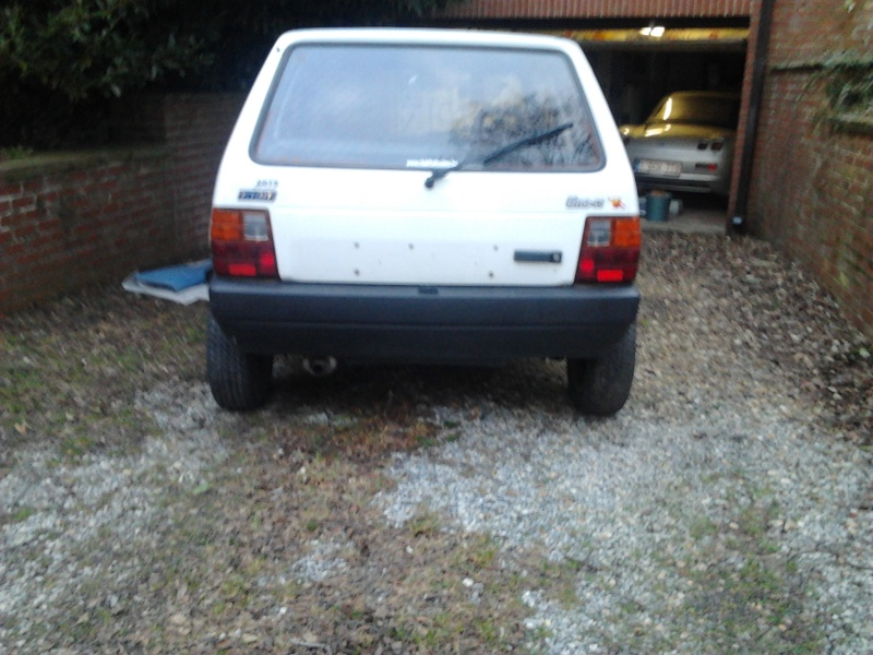 Fiat Uno 45 S 1989 de Ludo131 2014-012