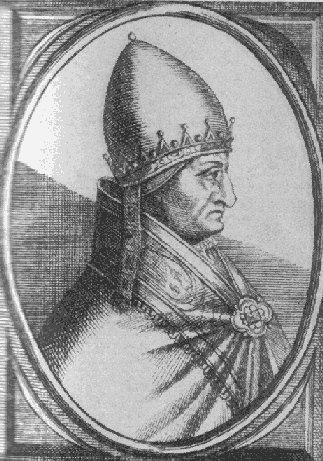 bulle papale du pape Grégoire X [1271-1276] B_greg10