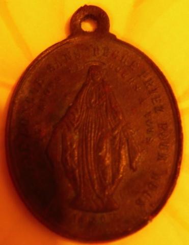 Médaille Rue du Bac P1000710