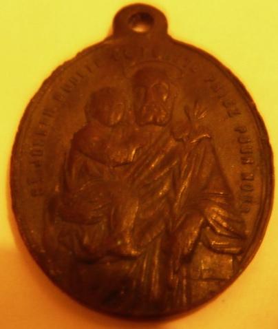 Médaille Rue du Bac P1000711