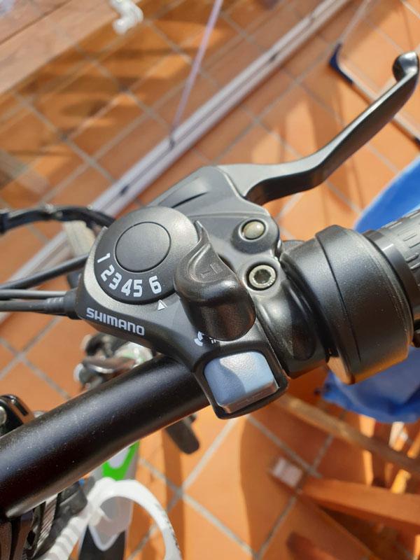 Consulta modificacion controlador y cambio de Biwbik Traveler Cambio10