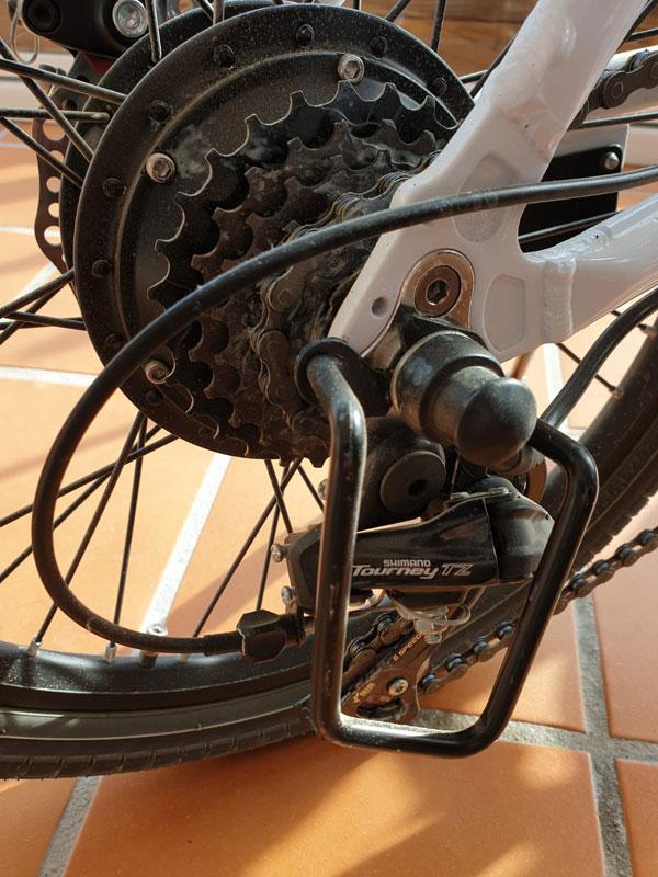 Consulta modificacion controlador y cambio de Biwbik Traveler Desvia10