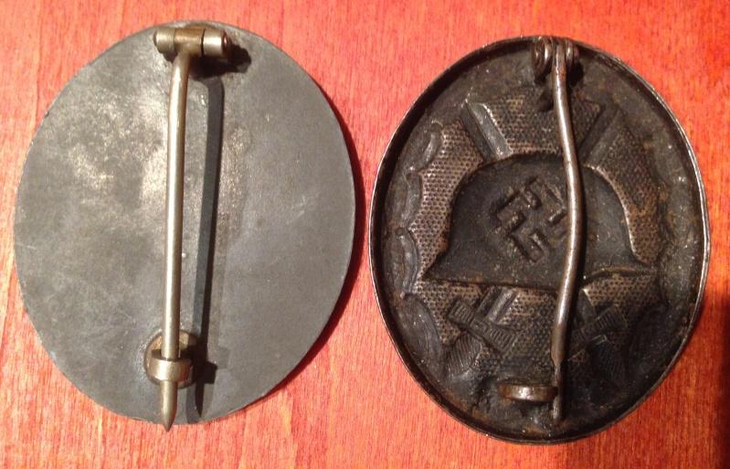 badge des blessés Blesse11
