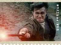 """In den USA erscheinen bald erste Briefmarken zu """"Harry Potter"""" 20131110"""
