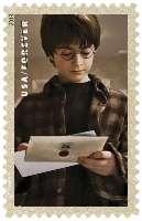 """In den USA erscheinen bald erste Briefmarken zu """"Harry Potter"""" 20131112"""