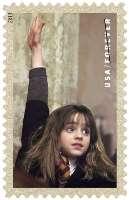 """In den USA erscheinen bald erste Briefmarken zu """"Harry Potter"""" 20131113"""