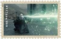 """In den USA erscheinen bald erste Briefmarken zu """"Harry Potter"""" 20131116"""