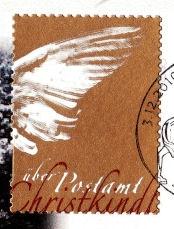 Postamt Christkindl  Leitzettel Leit110