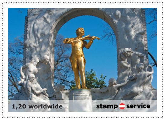1.privaten Briefmarken Österreich Marken11