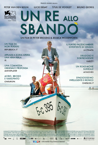 2016 - [film] Un re allo sbando (2016) Cattur18