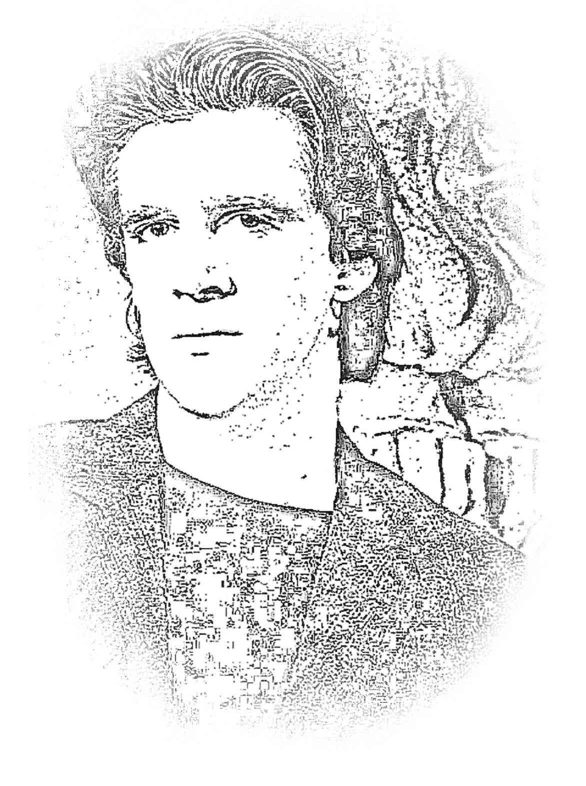 Автопортрет героя Полтергейста