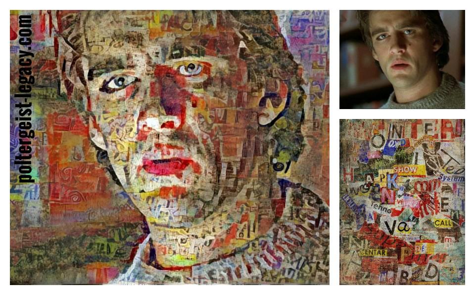 Филипп Кэллахан в красочном стиле