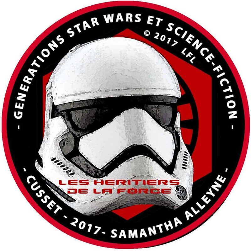 Générations Star Wars & SF - Cusset 29-30 Avril 2017 - Page 2 16976511