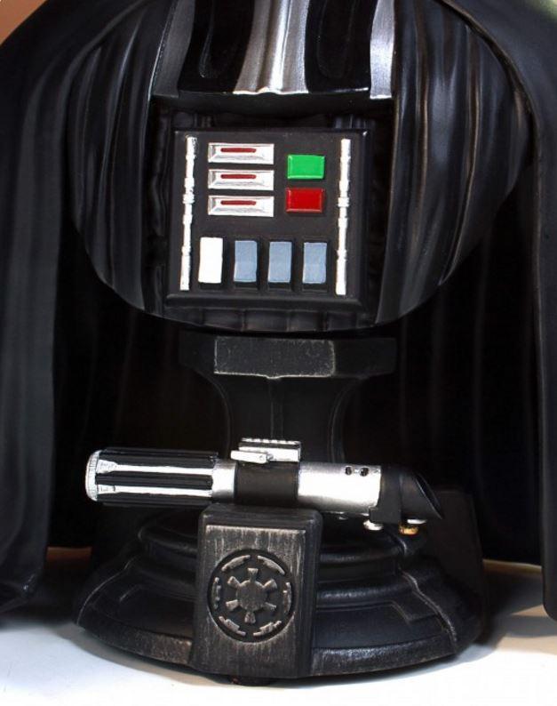 Gentle Giant - Darth Vader Star Wars 40th mini bust SDCC Captur26