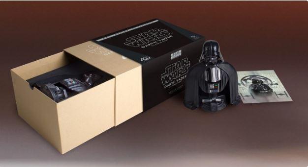Gentle Giant - Darth Vader Star Wars 40th mini bust SDCC Captur27