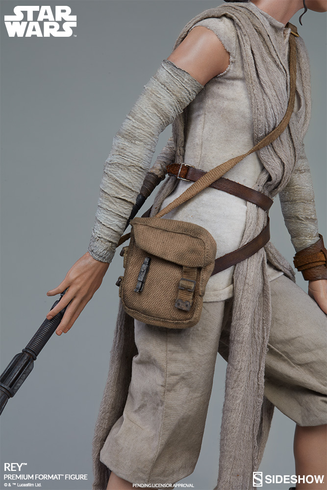 Sideshow Collectibles -Rey & BB-8 Premium Format Figure  Star-w17