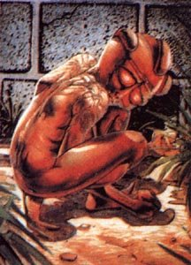 Représentations préhistoriques supposés d'aliens et d'OVNI 0110