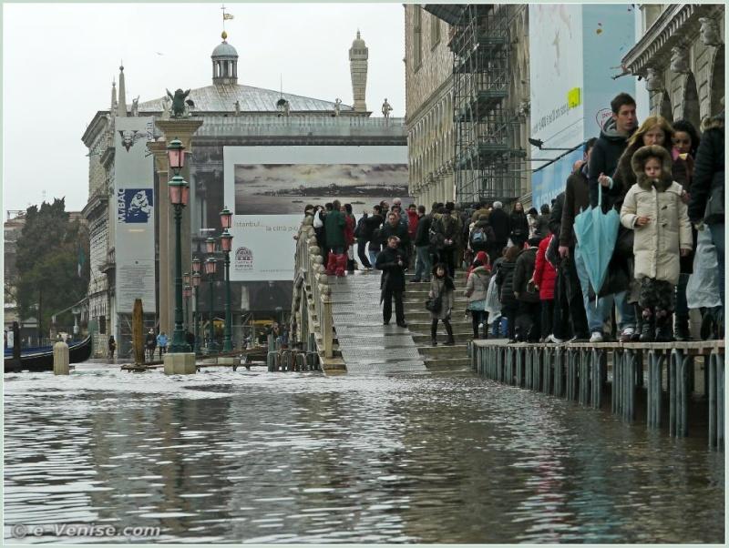ACQUA ALTA : les inondations de Venise 0219-a10