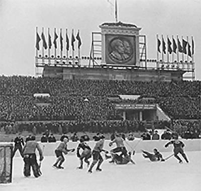 Hockey sur Glace : matchs en exterieur 1a2810