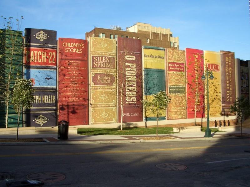 Blibliothèque publique de Kansas City - USA 20899710
