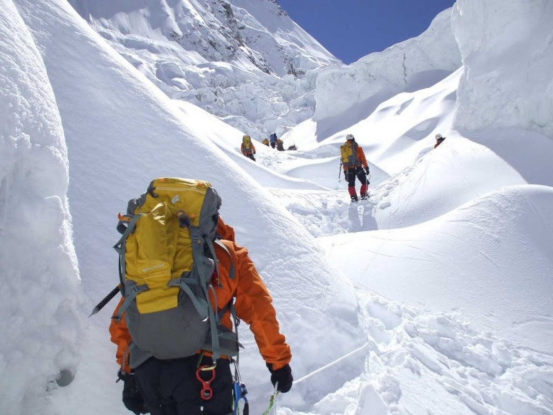 L'ascension de l'Everest 37323910