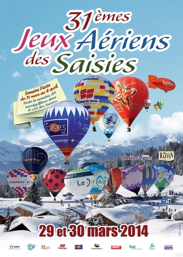 Les Saisies (Savoie) et ses montgolfières 38660-10
