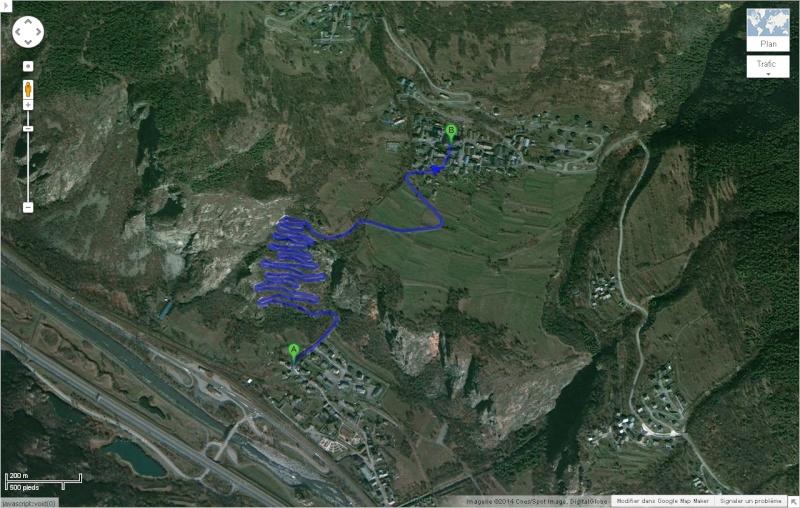 Les 18 lacets de Montvernier (Savoie) 38_km10