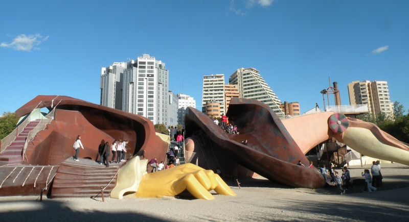 Parc Gulliver à Valence - Espagne 56137610