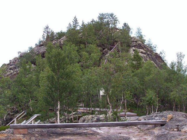 [Finlande] - Les Sâmes, habitants autochtones du grand nord 5895211