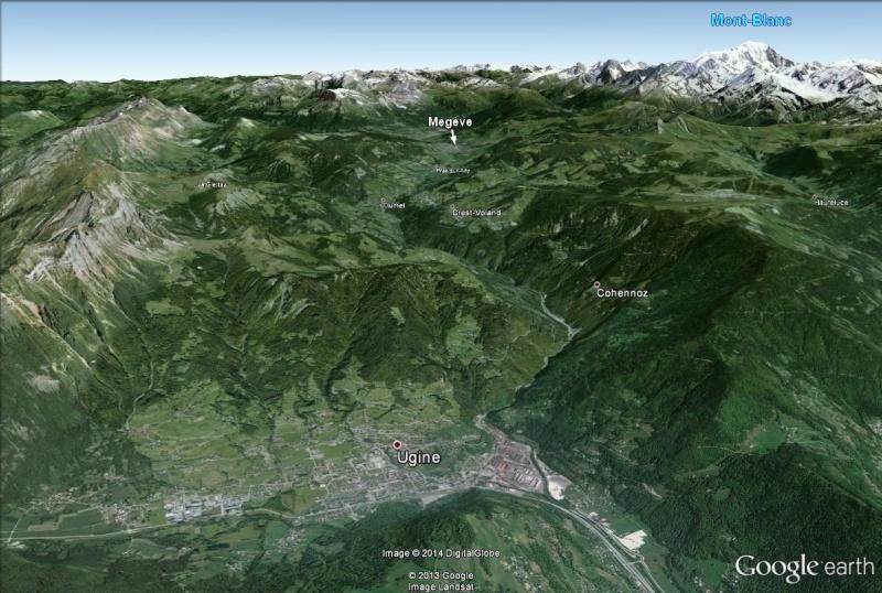 La route des Gorges de l'Arly (Savoie), route la plus chère de France Arly10