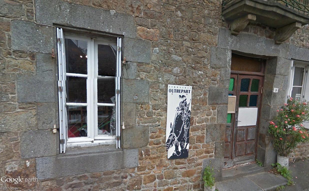 Bécherel (Ille-et-Vilaine) : 700 habitants... et quelques livres ! Autrep10